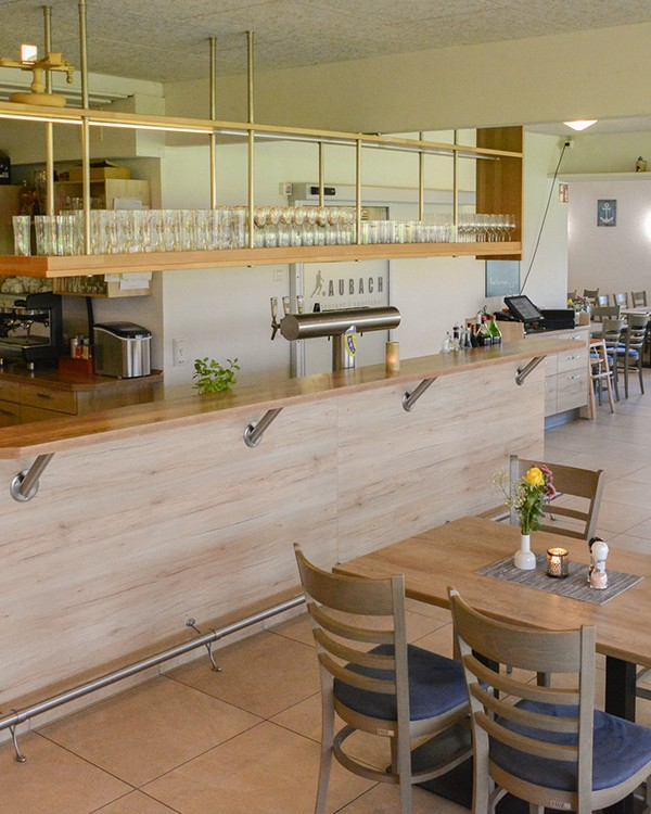 Restaurant Aubach Introbild